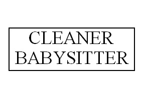 Cleaning Services / Babysitting  - Alexandra Shinn