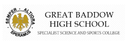 Great Baddow High School  - Great Baddow High School