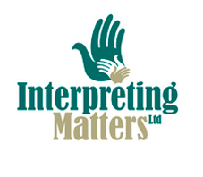 Interpreting Matters  - Interpreting Matters