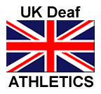 UK Deaf Athletics  - UK Deaf Athletics